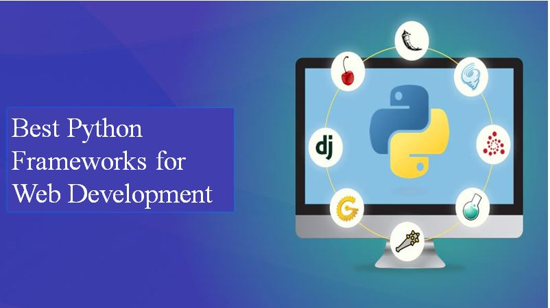 Top 5 Frameworks in Python for Web Development