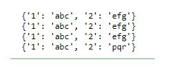 Ways to copy a dictionary and edit the copy in Python?