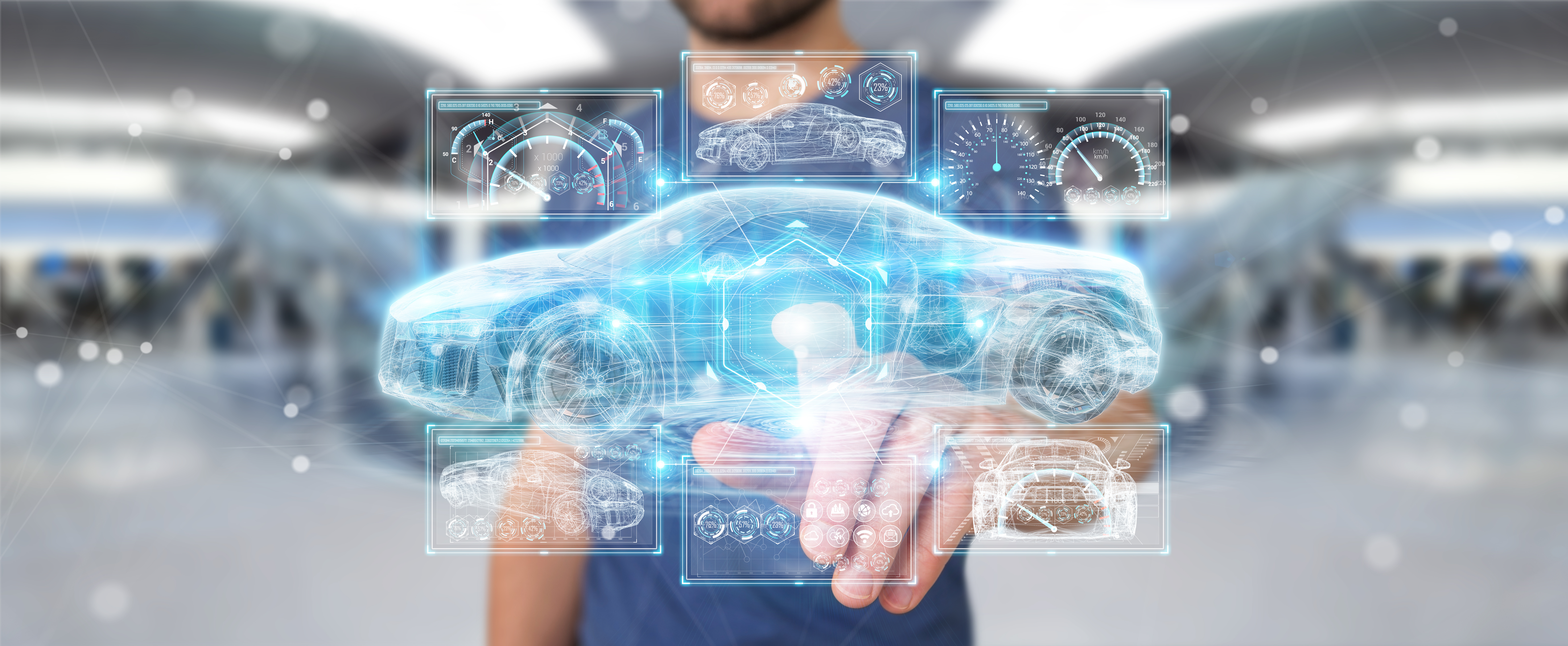 Datascience in car technology